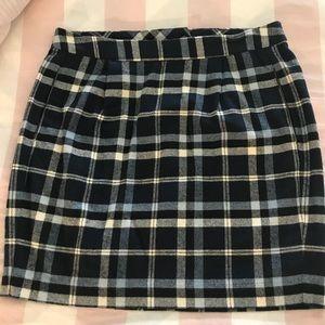 Women's Tommy Hilfiger, Wool, Skirt, Size 14